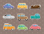 foto of beetle car  - Car Stickers - JPG