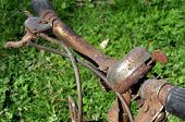 Old Rusty Bicycle Bell