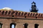 Walls Of Fort Jefferson