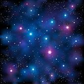 Starry Sky - EPS 10