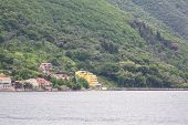 Yellow Resort On Montenegro Coast