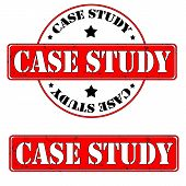 Case Study Stamps
