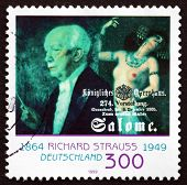 Postage Stamp Germany 1999 Richard Strauss, Composer