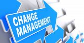 stock photo of modification  - Change Management Concept - JPG