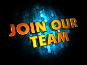 Join Our Team on Digital Background.