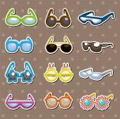 Sunglasses Set Stickers