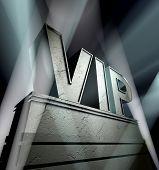 VIP teken