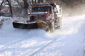 Snowplow Truck