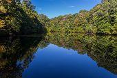 Early fall lake