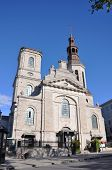 Notre-Dame de Quebec Cathedral, Quebec City, Canada