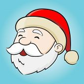 Santa Klaus Face
