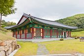 History Hall Of Dongnae Castle In Busan, Korea