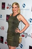LOS ANGELES - OCT 6:  Adrienne Frantz at the Les Girls 14 at Avalon on October 6, 2014 in Los Angeles, CA