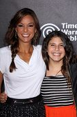 LOS ANGELES - OCT 6:  Eva LaRue, daughter at the