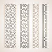 foto of arabic  - Arabic pattern - JPG