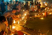 Candle Lights, Thailand