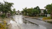 Phoenix Street Flood, AZ