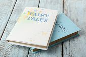 Fairy tales, close-up