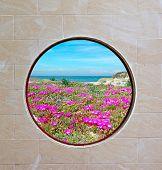 Porthole By The Beach