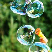 soap bubble outdoor