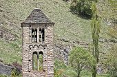 picture of pal  - Sant Climent romanic church located at Pal Andorra