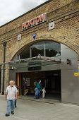 Hoxton Overground Station, London
