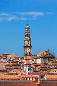 Clerigos Tower, Porto