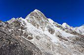 Pumori Mountain, Himalaya