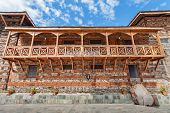 pic of himachal pradesh  - Naggar Castle in Naggar Himachal Pradesh India - JPG