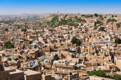 Jaisalmer Panorama View