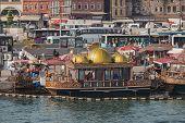 Traditional Floating Restaurant