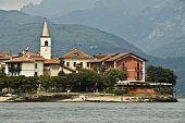 Fishers Islands In The Lago Maggiore
