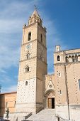 stock photo of teats  - The Cathedral of San Giustino in Chieti - JPG