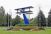 Monument Biplane - Light Airplane
