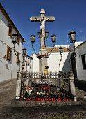 The Christ Of The Lanterns, Cordoba, Spain