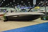Sea Ray Boat On Display