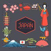 Japan frame design.