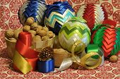 picture of christmas-eve  - Christmas decorations - JPG
