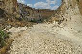 foto of twisty  - Gorge with steep walls - JPG