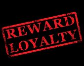 Reward Loyalty Stamp