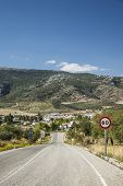 Spanish road