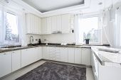 The Bright And Spacious Kitchen