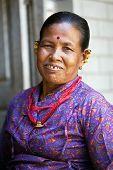 Newari Woman, Nepal