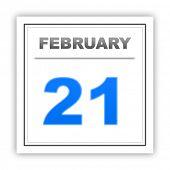 foto of february  - February 21 - JPG