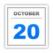 image of october  - October 20 - JPG