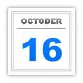 image of october  - October 16 - JPG