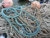 Bojen und Seile