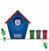 Bird recycle