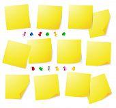 Gelbe Noten
