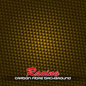 Racing Kevlar Fibre Background for Race Posters